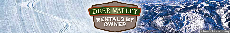 Deer Valley Rentals By Owner Logo